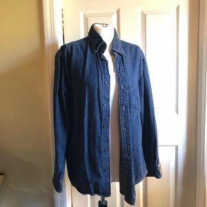 St. Johns Bay - Denim Shirt